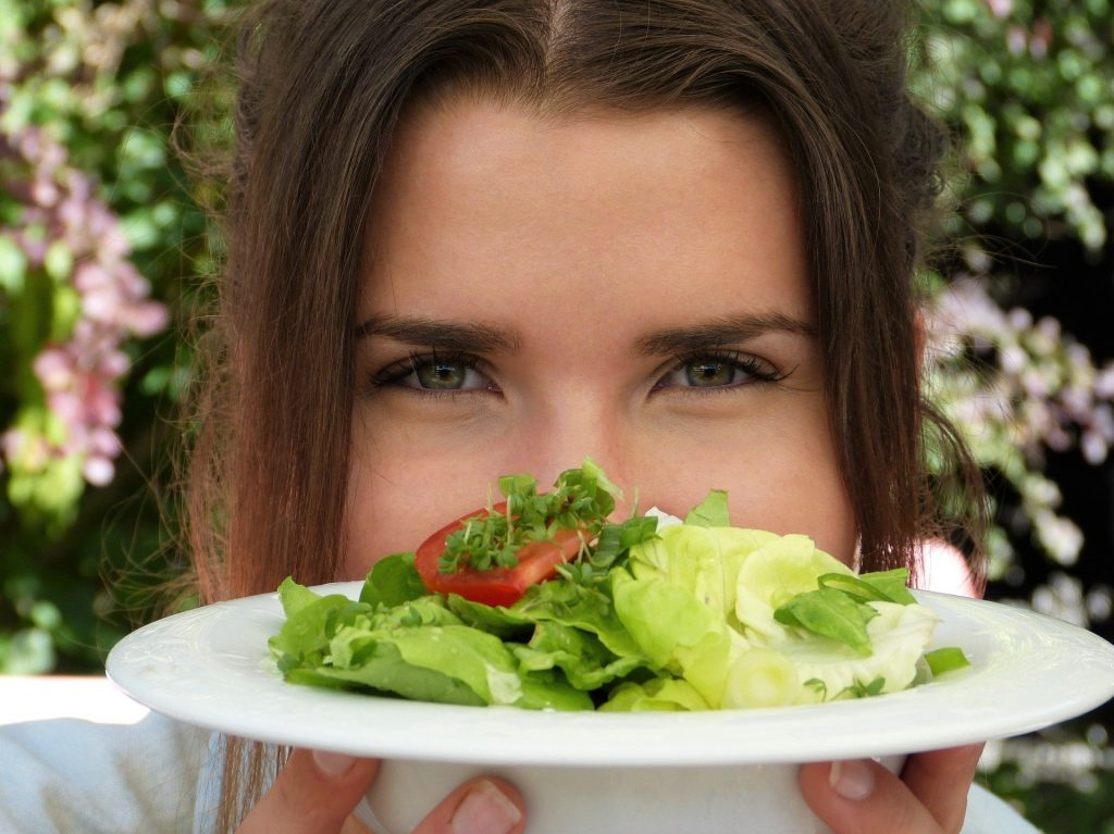 Comer menos calorias