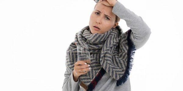 resfrío común