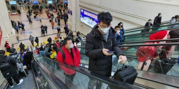 China bloqueada por Coronavirus