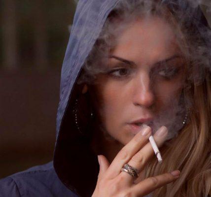 Fumadores depresión