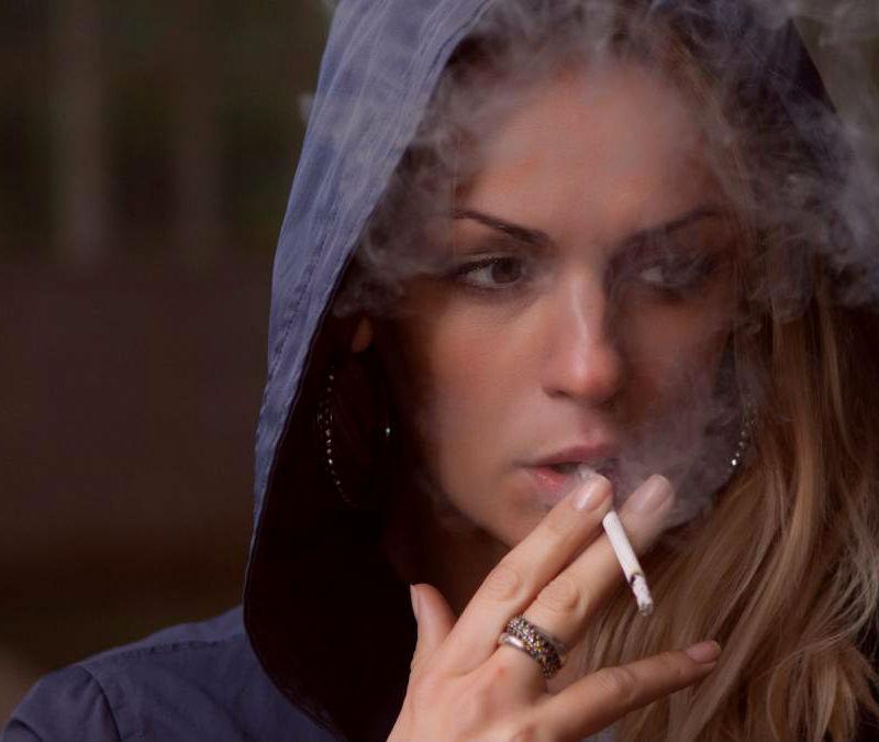 Fumadores están más propensos a sufrir de depresión