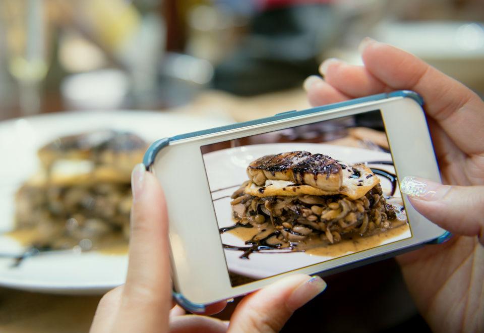 Cómo tu elección de alimentos depende de las redes sociales