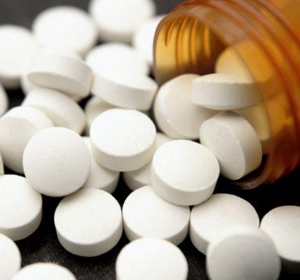 aspirina para bebés