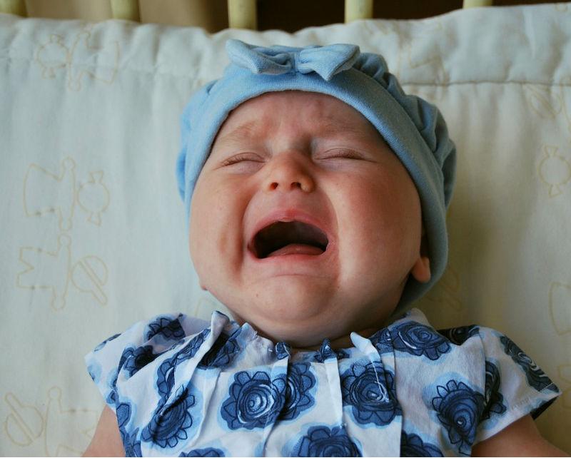 """Dejar que los bebés """"lloren"""" no afecta el comportamiento en la vida posterior, según un estudio"""