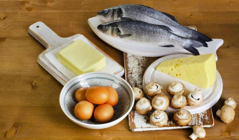 Los mejores alimentos con calcio y vitamina D