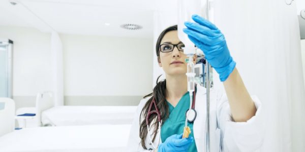 carrera en el campo de la salud