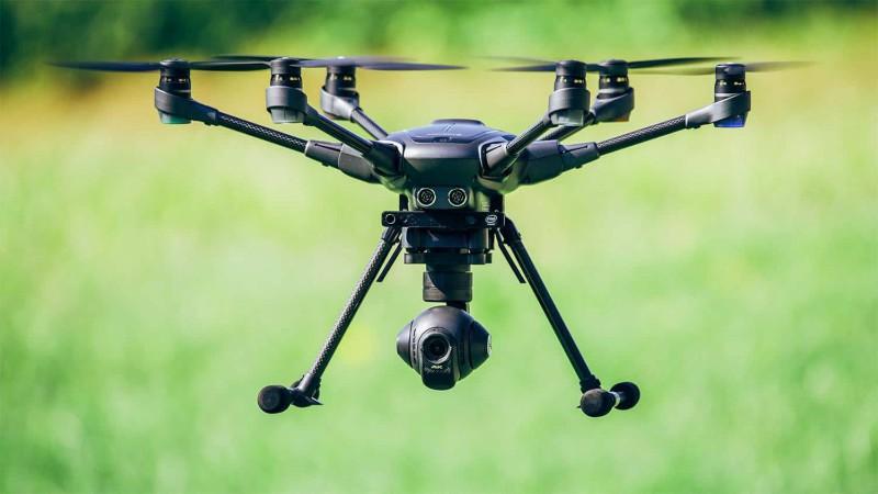 Drones dispersan mosquitos para luchar contra las enfermedades