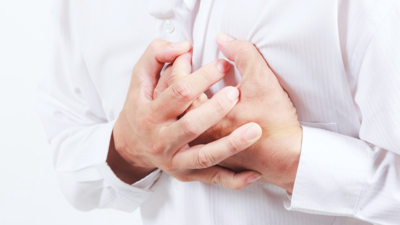 La hostilidad se relaciona con un mayor riesgo de muerte después de un segundo ataque cardíaco