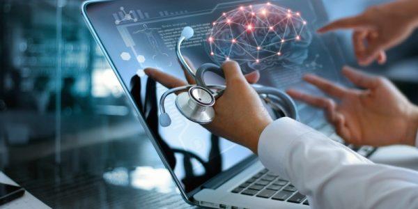 atención médica digital