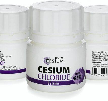 cloruro de cesio