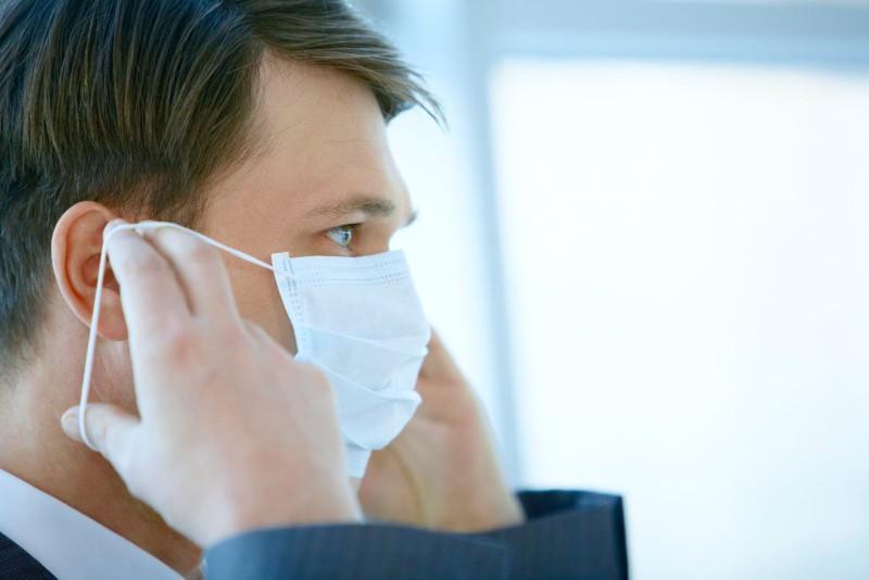 Las máscaras faciales tienen un efecto negativo insignificante en los niveles de CO2 y O2