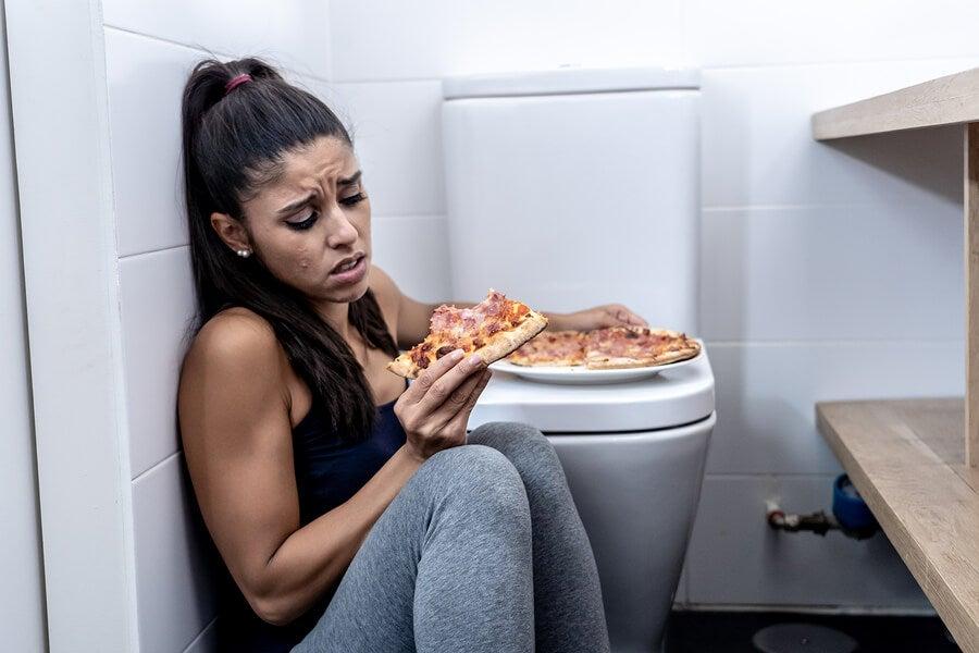 ¡Cuidado! No debes dejarte atrapar por la Bulimia