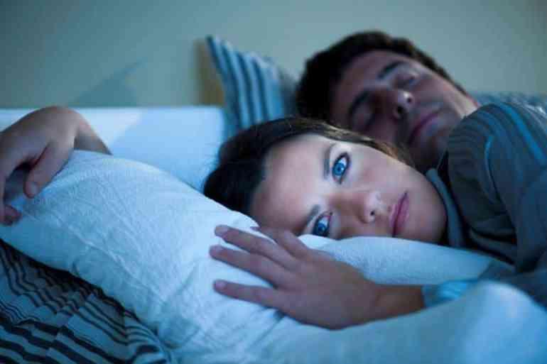 Trastornos del sueño influyennegativamente en nuestras vidas