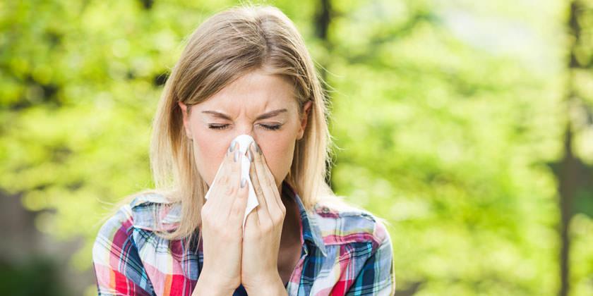 Sufro de rinitis ¿Qué tratamiento debo hacer   para controlarla?