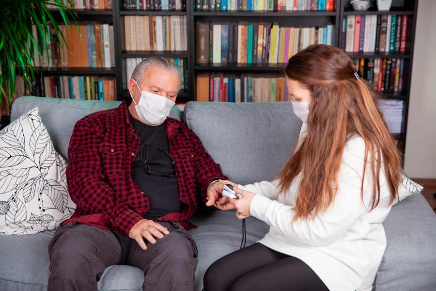¿Por qué controlar la saturación de oxigeno en la sangre?