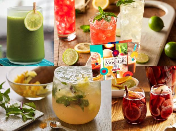 Los Mocktails: saludables cócteles de té y sin alcohol