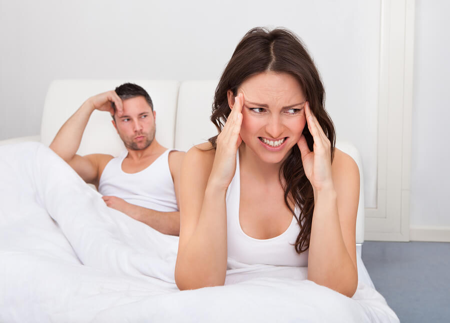 ¿Por qué se puede llegar a sufrir de anorgasmia ?